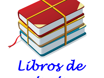 Libros de texto curso 20/21